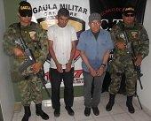 GAULA MILITAR CAPTURÓ DOS EXTORSIONISTAS  EN ZONA RURAL DE AGUAZUL