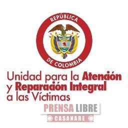 JORNADA DE ATENCIÓN INTEGRAL A VÍCTIMAS DE LA VIOLENCIA EN PAZ DE ARIPORO