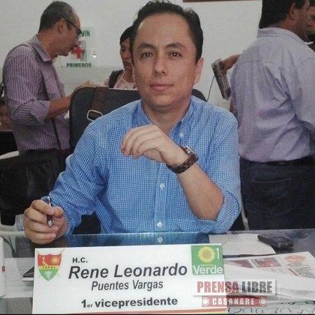 PIDEN RETIRAR PROYECTO DE ACUERDO DEL PLAN DE ORDENAMIENTO TERRITORIAL DE YOPAL