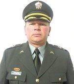 NUEVO COMANDANTE DEL DEPARTAMENTO DE POLICÍA META