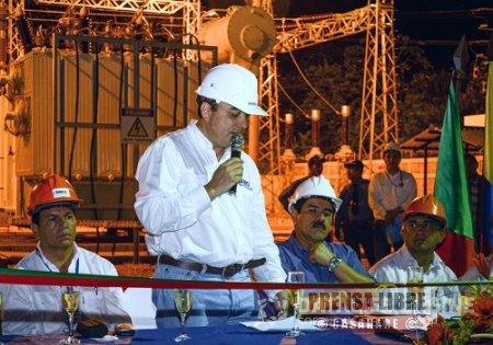 POR PROBLEMAS DE SALUD GERENTE DE ENERCA  JORGE TORRES ESTARÁ INCAPACITADO 30 DÍAS