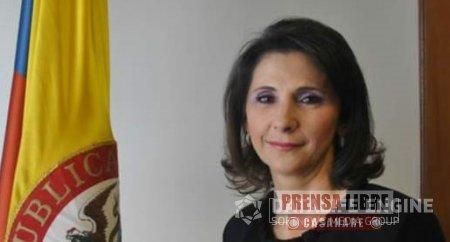 AUDITORA GENERAL DE LA REPUBLICA EN VISITA A YOPAL HABLÓ DE LOS PROCESOS CONTRA LA CONTRALORA SANDRA MORELLI