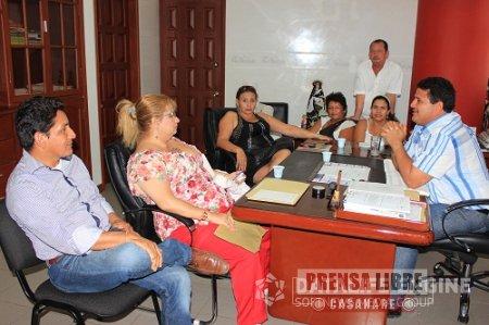 ESTE DOMINGO ELECCIONES DE EDILES DE JUNTAS ADMINISTRADORAS LOCALES DE YOPAL