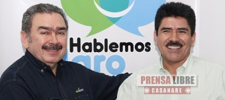 PRESIDENTE DE ECOPETROL DESTACÓ ACUERDOS LOGRADOS CON EL GOBIERNO DE CASANARE