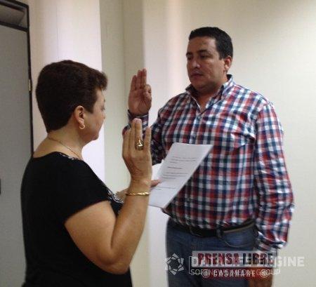 EL EMPRESARIO DANIEL ENGATIVA NUEVO VICEPRESIDENTE EN LA JUNTA DIRECTIVA DE LA CÁMARA DE COMERCIO DE CASANARE