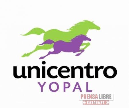 ESTE JUEVES 21 DE NOVIEMBRE SE INAUGURA UNICENTRO YOPAL