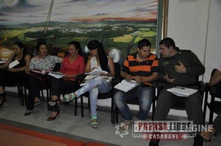 COMITÉ DE SEGUIMIENTO ELECTORAL A CONSULTA POPULAR EN TAURAMENA