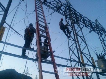 VARIOS CORTES DE ENERGÍA POR MANTENIMIENTO ESTE FIN DE SEMANA, ANUNCIÓ ENERCA