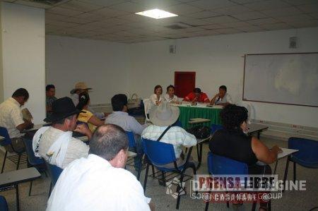 CONCEJO MUNICIPAL SOCIALIZÓ PLAN DE ORDENAMIENTO TERRITORIAL CON EDILES DE YOPAL
