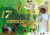 TODO LISTO PARA EL XVII FESTIVAL INTERNACIONAL DEL TOPOCHO EN TRINIDAD