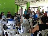 EN TRINIDAD COMUNIDAD DEL PASO REAL EXIGE A PERENCO PAVIMENTAR VÍA HACIA LA ESTACIÓN CAÑO GARZA