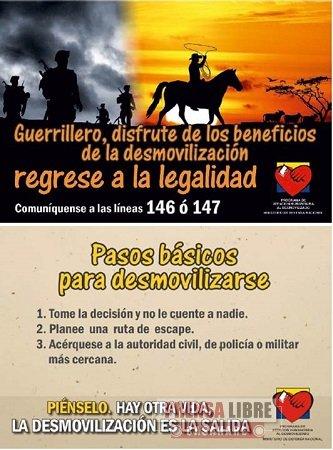 FUERZA AÉREA Y EJÉRCITO EN ESTA NAVIDAD PROMUEVEN EN ARAUCA DESMOVILIZACIÓN DE INTEGRANTES DE LAS FARC Y ELN