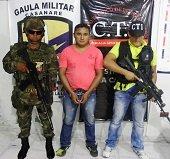 EXTORSIONISTA FUE CAPTURADO EN PAZ DE ARIPORO. TIENE 20 DENUNCIAS Y MÁS DE 70 VÍCTIMAS