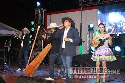 "CON ÉXITO CULMINÓ FESTIVAL YOPAL CULTURAL 2013 ""CON SENTIDO SOCIAL"""