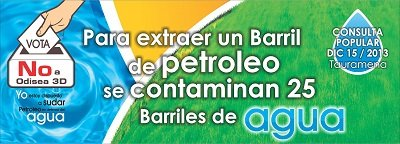 GOBIERNO NACIONAL  ENFILA BATERÍAS CONTRA CONSULTAS POPULARES A EXPLORACIÓN PETROLERA EN CASANARE