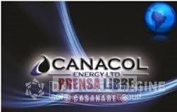 PETROLERA CANADIENSE CANACOL REPORTÓ PRODUCCIÓN EN NUEVO POZO EN CASANARE