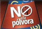 CAMPAÑA ¡NO A LA PÓLVORA! LANZÓ GOBIERNO DEPARTAMENTAL