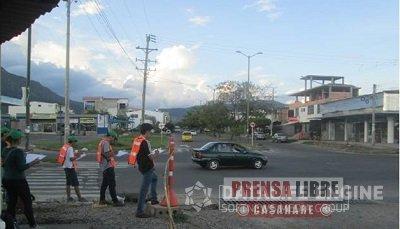 YOPAL CONTARÁ CON 50 INTERSECCIONES VIALES SEMAFORIZADAS