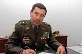 EX COMANDANTE DE LA POLICÍA EN CASANARE GENERAL SAÚL TORRES, NUEVO DIRECTOR DEL INPEC