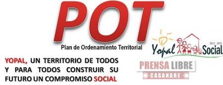 CONSEJO COMERCIAL Y EMPRESARIAL DE YOPAL PIDIÓ RETIRAR PROYECTO SOBRE EL POT