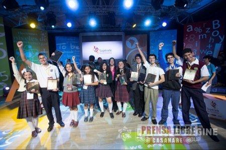 LOS 11 ESTUDIANTES MÁS PILOS DE COLOMBIA GANARON EN 'SUPÉRATE CON EL SABER 2013'