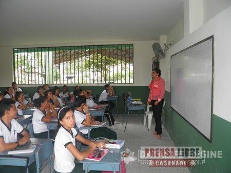 SECRETARIA DE EDUCACIÓN DE YOPAL APROBÓ EL AÑO