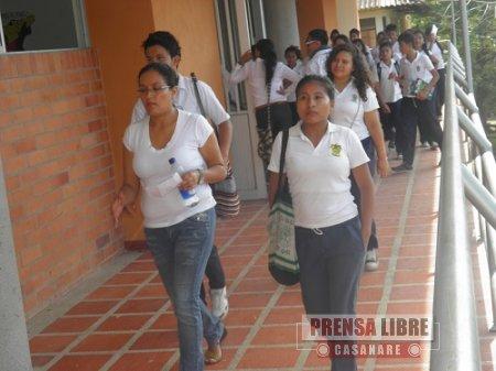 ADVERTENCIA A INSTITUCIONES EDUCATIVAS DE YOPAL, NO PODRÁN COBRAR MATRICULAS NI OTROS DERECHOS