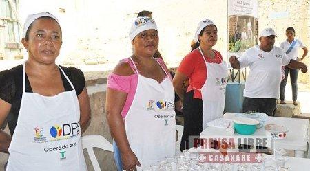 1.680 FAMILIAS DE CASANARE BENEFICIADAS CON SEGURIDAD ALIMENTARIA