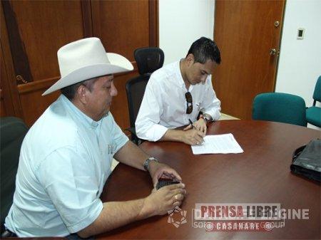 CORPORINOQUIA Y ALCALDÍA DE TAURAMENA LOGRARON CONCERTACIÓN AMBIENTAL DEL POT
