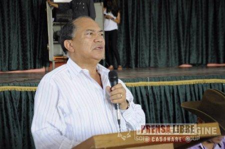 PARA MINISTRO DE MINAS, EJERCICIO DEMOCRÁTICO DE CONSULTA POPULAR EN TAURAMENA ES ILEGAL