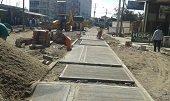 Proyecto del Idury de construcción andenes peatonales genera inconformismos
