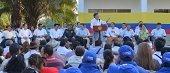 Presidente Santos se refirió en Yopal al proceso de paz con la guerrilla