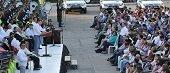 Más policías para Casanare anunció el presidente Juan Manuel Santos