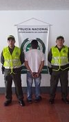 Capturado homicida en Tauramena