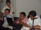 Alto Consejero para las Regiones se reunió con el Concejo de Yopal