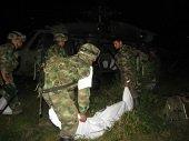 Guerrillero del frente 38 de las Farc murió en combates con el ejército en Pajarito