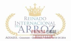 12 candidatas participarán en reinado Nacional e Internacional del Arroz 2014