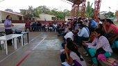 Acuerdo en Trinidad para mantenimiento a la vía el Convento - Bocas del Pauto