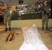 Ejército neutralizó a alias 'Iván o Camilo', segundo cabecilla del Frente José David Suárez del ELN