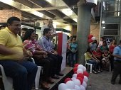 Reunión de apoyo a Celemín organizaron trabajadores de la Alcaldía de Yopal