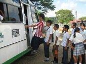 Alcaldía de Yopal destinó 2 mil millones de pesos para atender transporte escolar