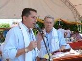 Candidato del Uribismo en Casanare a la Cámara de Representantes, entuteló a la Registraduría