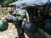 En zona rural de Maní fue hallado laboratorio para procesamiento de Clorhidrato de cocaína