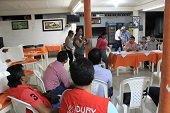 Incomodidad por demoras en obras de saneamiento básico en la calle 40 de Yopal