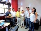 Cuatro Corregidores tomaron posesión ante el alcalde de Yopal
