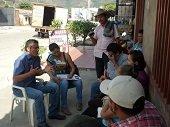 Comunidad de los barrios de Yopal, El Paraíso y La Campiña reprochan al IDURY tala de árboles por  construcción de andenes