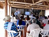 RAVEN aportará a proyectos de desarrollo en Paz de Ariporo y trabajará de la mano con la alcaldía, comunidades y líderes en 2014.