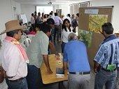 Avanza Proyecto de Bancos Forrajeros de Corporinoquia en Tauramena, Aguazul y Yopal