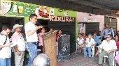 Concejo de Yopal pidió a la comunidad apoyar el proyecto de andenes