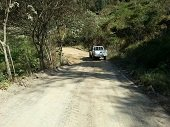 Mantenimiento de la vía El Morro - Labranzagrande realizó Secretaría de Obras de Yopal
